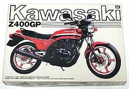 AOSHIMA KAWASAKI Z400GP.JPG