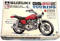 AOSHIMA SUZUKI GS400E