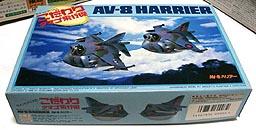 Hasegawa AV-8 01